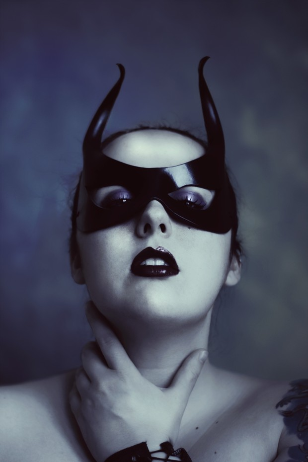 Maleficent Erotic Photo print by Photographer Invisiblemartyr