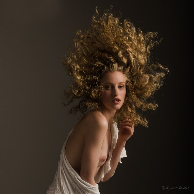 Mane Artistic Nude Photo print by Photographer Randall Hobbet
