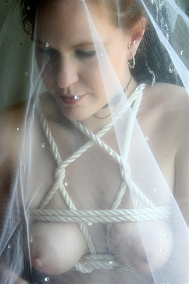 Marriage Bound Artistic Nude Photo print by Photographer Frisson Art