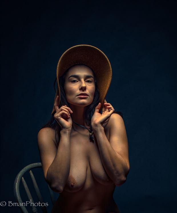 Maya Tihityas Artistic Nude Photo print by Photographer BmanPhotos