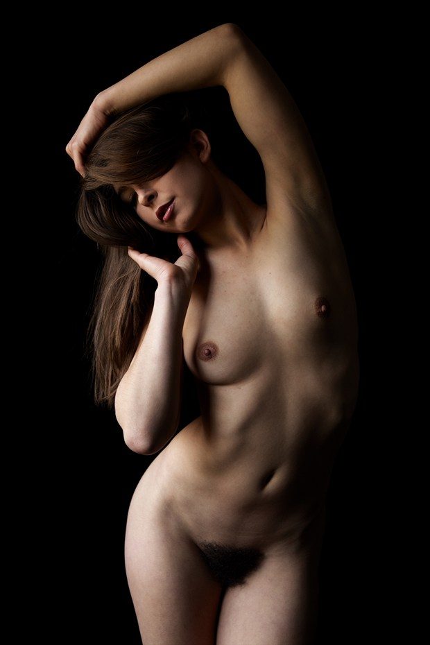Melissa Troutt %232 Artistic Nude Photo print by Photographer Z Inner Eye