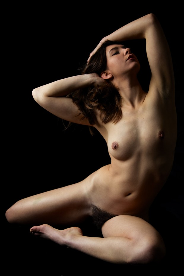 Melissa Troutt %233 Artistic Nude Photo print by Photographer Z Inner Eye