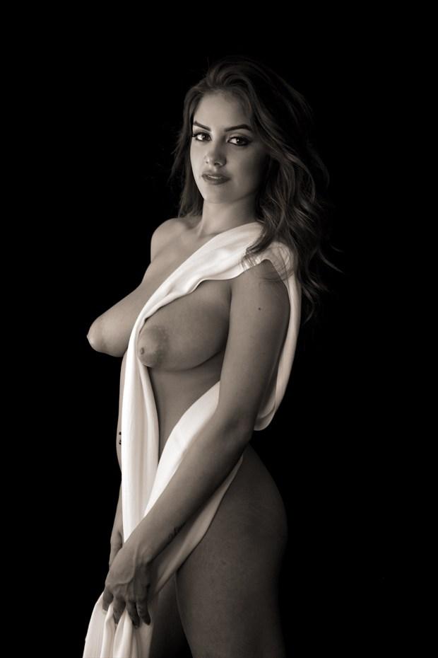 Mila Rose %235 Artistic Nude Photo print by Photographer Z Inner Eye