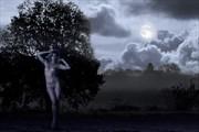 Moonlit Nymph