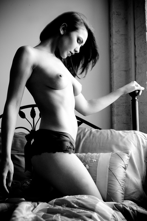 Morning Light Artistic Nude Photo print by Photographer 3 Graces Photography