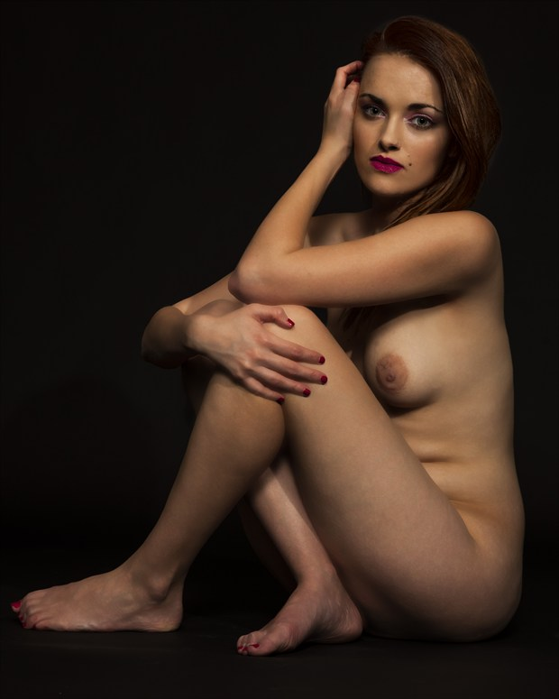 Ms SR Artistic Nude Photo print by Photographer Tommy 2's