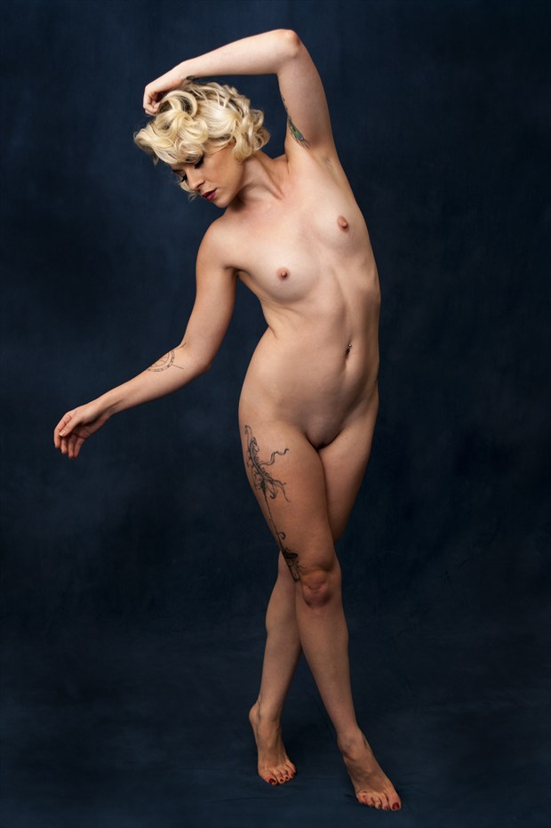 Ms Sophia Artistic Nude Photo print by Photographer Tommy 2's