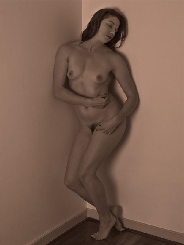 Muse Artistic Nude Photo print by Photographer ShadowandLightPhotos