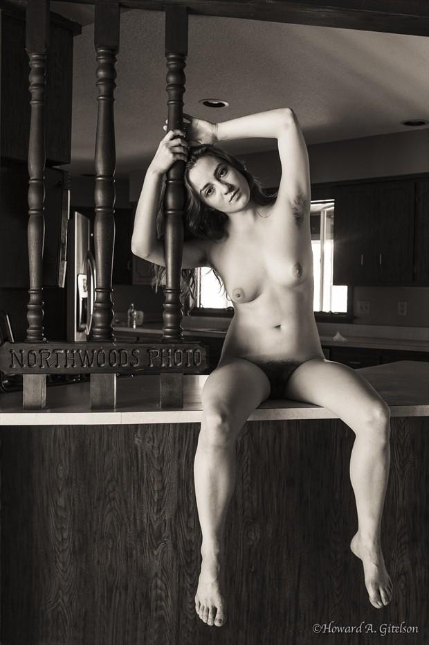 Northwoods Photo Artistic Nude Photo print by Photographer HGitel