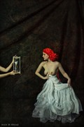 Nothing but time Artistic Nude Photo print by Photographer balm in Gilead