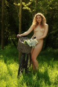 Nude with a Raleigh Artistic Nude Photo print by Photographer MaxOperandi