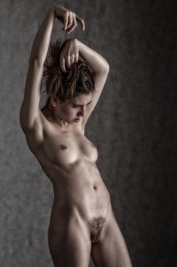 Occam's Razor Artistic Nude Photo print by Photographer rick jolson