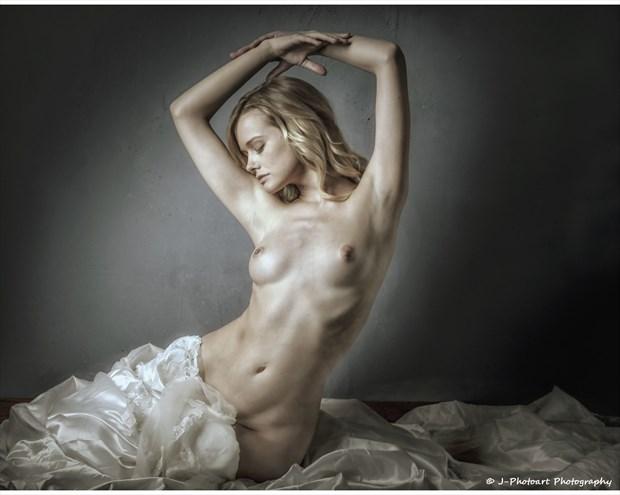 Olivia Artistic Nude Photo print by Photographer J Photoart