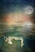 Out to sea Artistic Nude Photo print by Photographer balm in Gilead