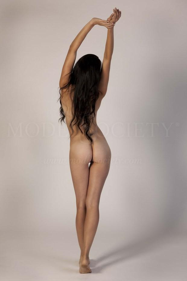 Overhands Artistic Nude Photo print by Photographer Tommy 2's