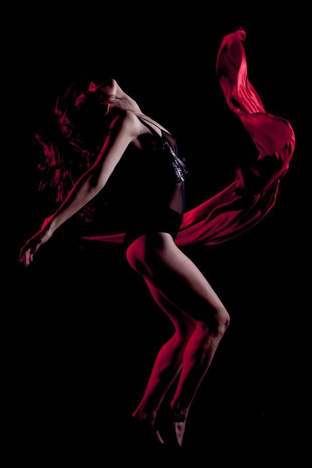 Poise Chiaroscuro Photo print by Photographer Jakz
