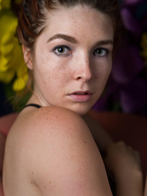 Portrait Photo print by Photographer Bruce M Walker