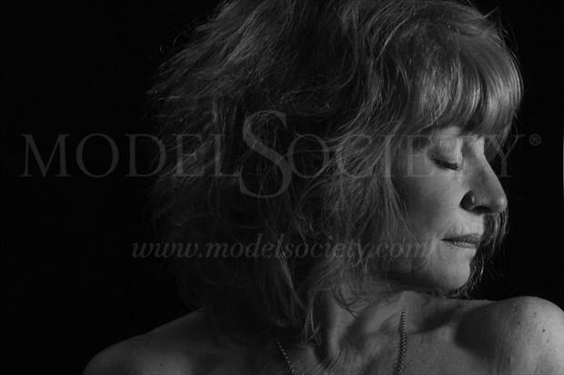Profile Studio Lighting Photo print by Photographer StudioVi2