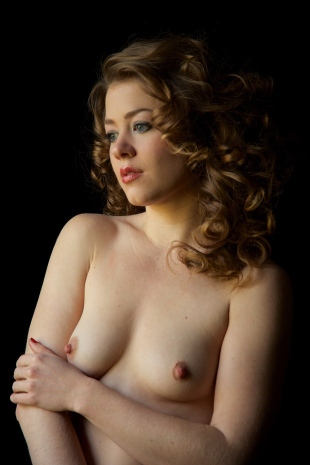 Rebecca Lawrence %231 Artistic Nude Photo print by Photographer Z Inner Eye