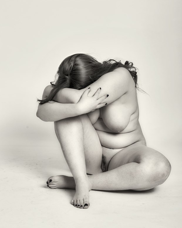 Rejected Artistic Nude Photo print by Photographer John Logan