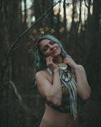 Renewal Nature Photo print by Model Satya