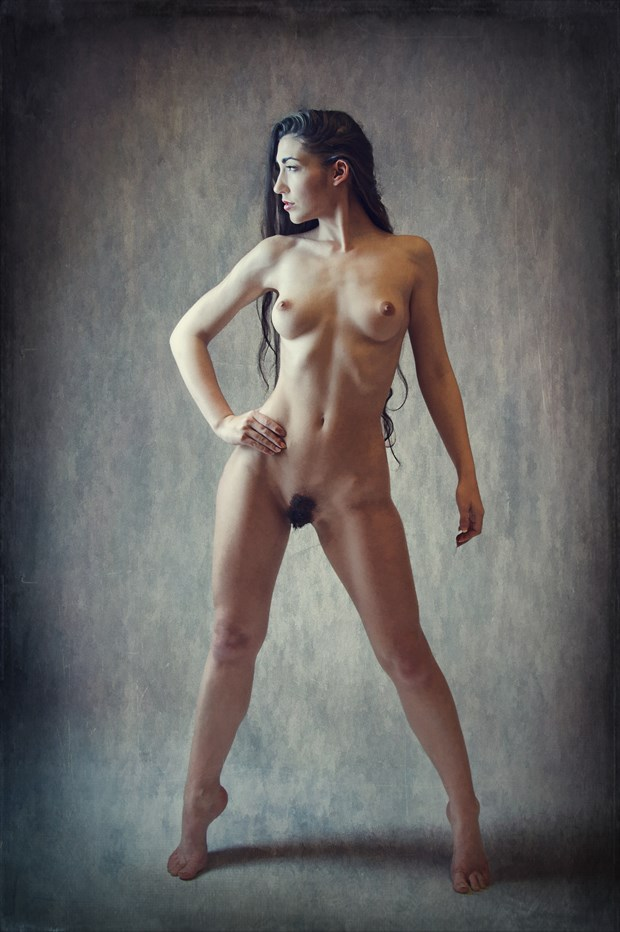 Resistance is Futile Artistic Nude Photo print by Photographer Rascallyfox