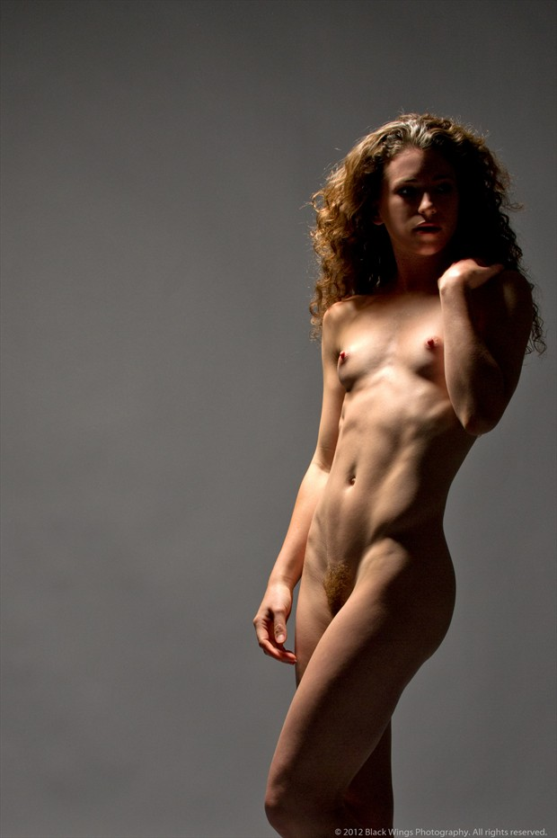 Room to Breathe Artistic Nude Photo print by Photographer Black Wings