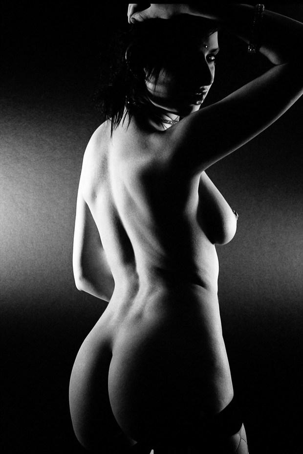 Ruth session Artistic Nude Photo print by Photographer Joe Klune Fine Art