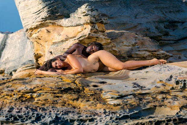 Serenity Artistic Nude Photo print by Photographer Stephen Wong