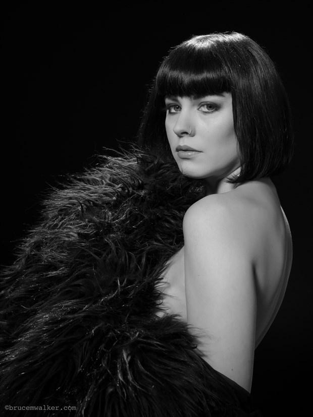 Shag Glamour Photo print by Photographer Bruce M Walker