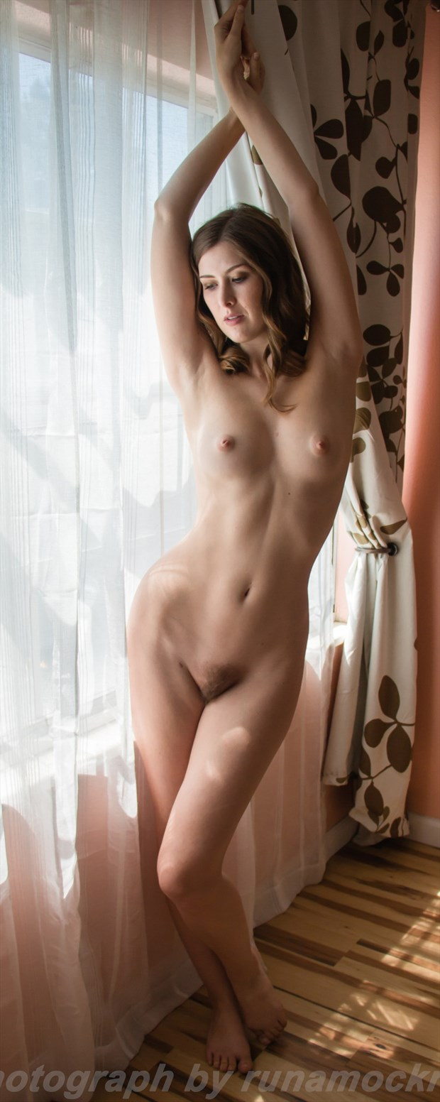 Sienna  Artistic Nude Photo print by Photographer runamockroger