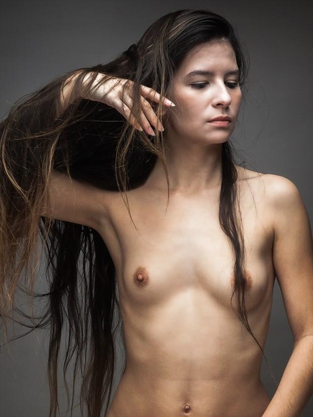 So Graceful Artistic Nude Photo print by Photographer rick jolson