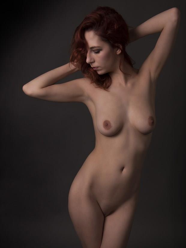 Soft elegance Artistic Nude Photo print by Photographer Tommy 2's