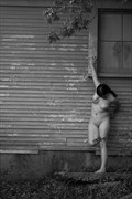 Spider Hunt 2 Artistic Nude Photo print by Photographer Frisson Art
