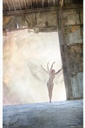 Spread thy wings Artistic Nude Photo print by Photographer balm in Gilead