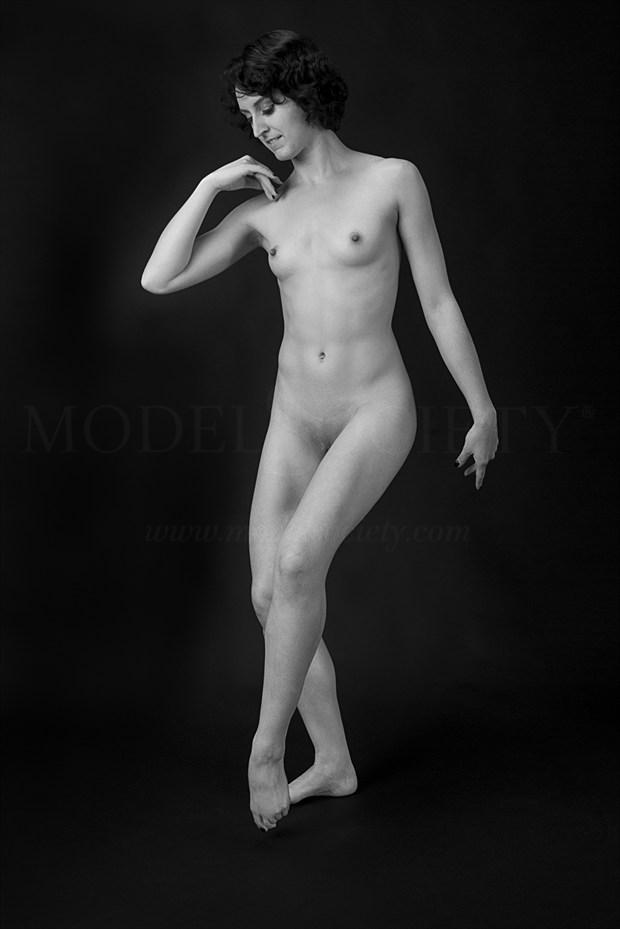 Stepping Artistic Nude Photo print by Photographer Tommy 2's
