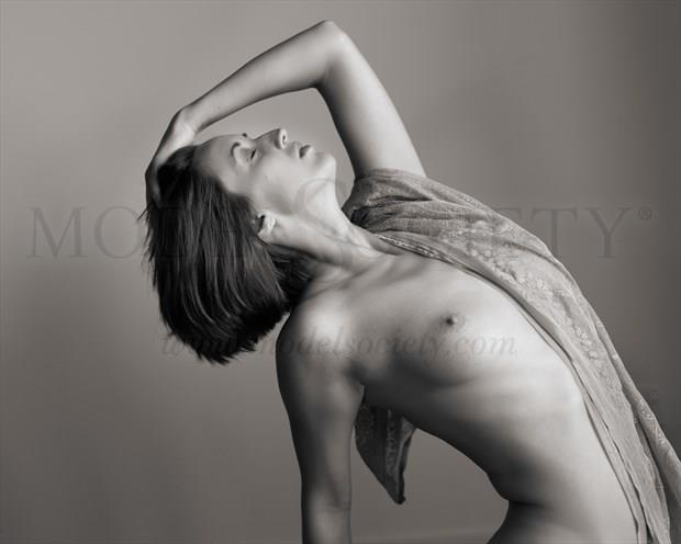Strong curves Artistic Nude Photo print by Photographer Bill Irwin