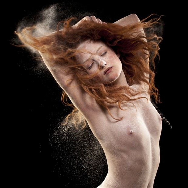 Swish Artistic Nude Photo print by Photographer Jakz