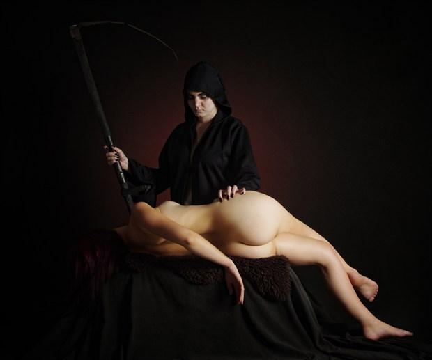 Taken Artistic Nude Photo print by Photographer TarmoSiirak