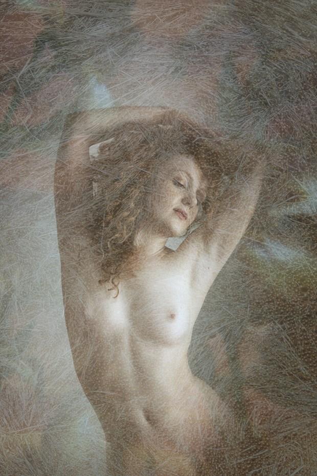 Textured Fantasy Fantasy Photo print by Photographer Ray Kirby