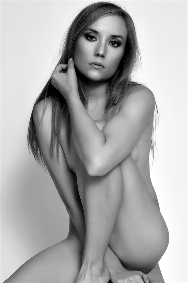 That look! Artistic Nude Photo print by Photographer DjC