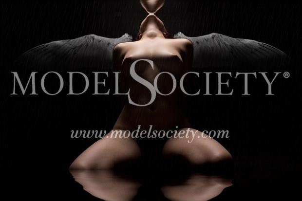 The Angel Series %231 Artistic Nude Photo print by Photographer Constantine Studios