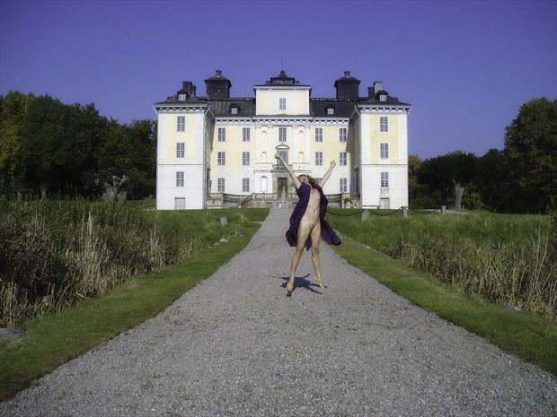 The Castle Artistic Nude Photo print by Photographer StudioVi2