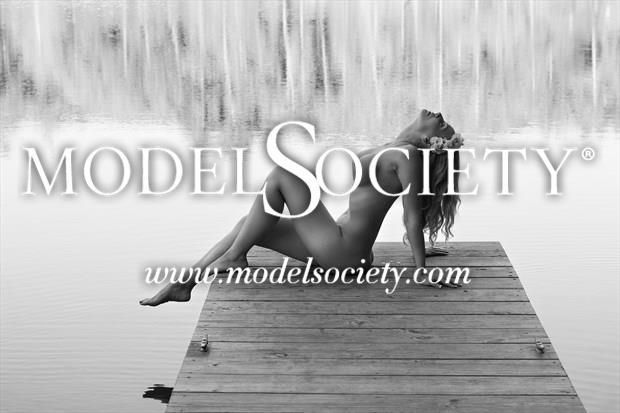 The Docks Artistic Nude Photo print by Photographer Constantine Studios