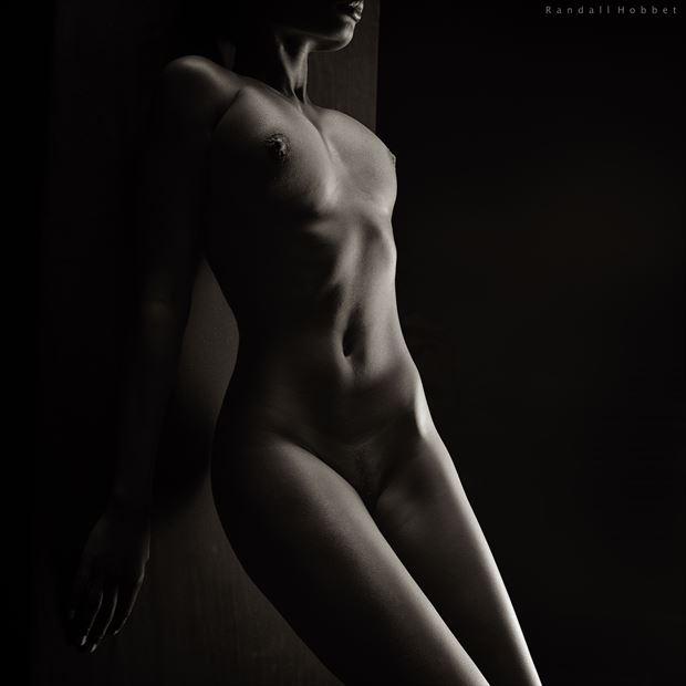 The Feminine Divine Artistic Nude Photo print by Photographer Randall Hobbet