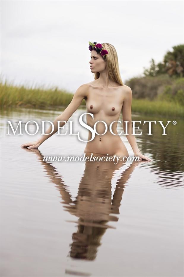 The Lagoon  Artistic Nude Photo print by Photographer Constantine Studios