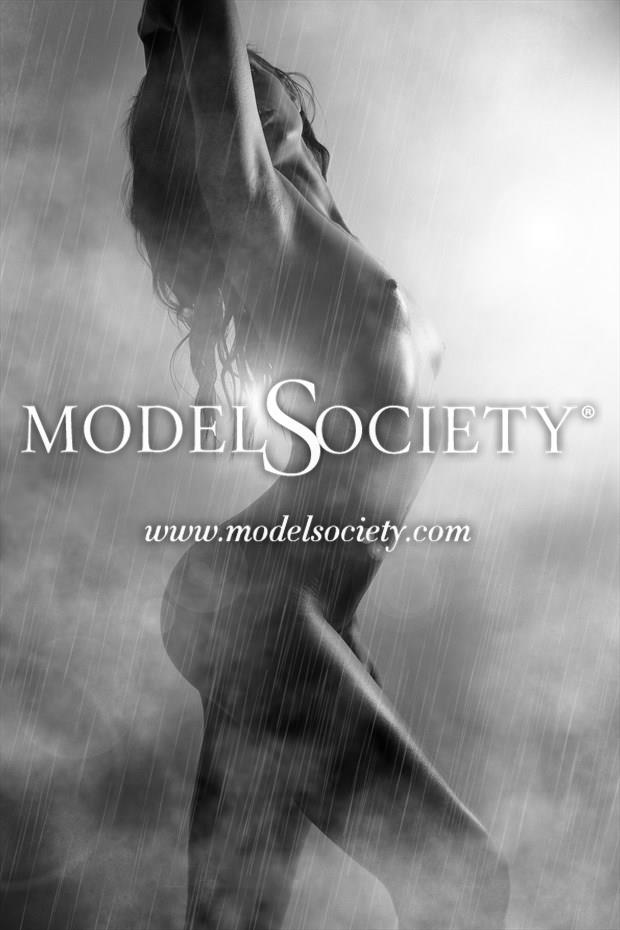 The Rains Artistic Nude Photo print by Photographer Constantine Studios