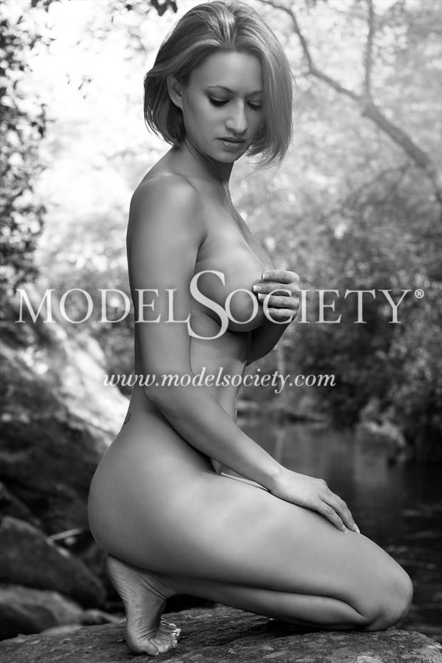 The River Artistic Nude Photo print by Photographer Constantine Studios