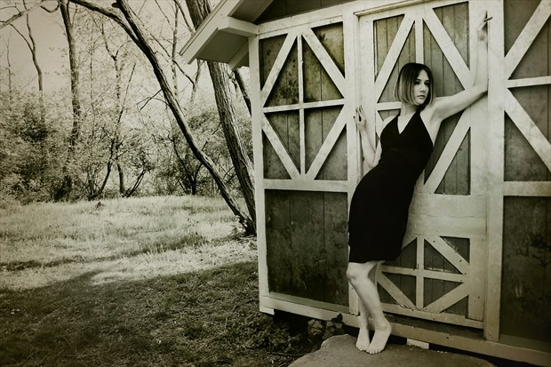 The Waiting Fashion Photo print by Photographer JMAC
