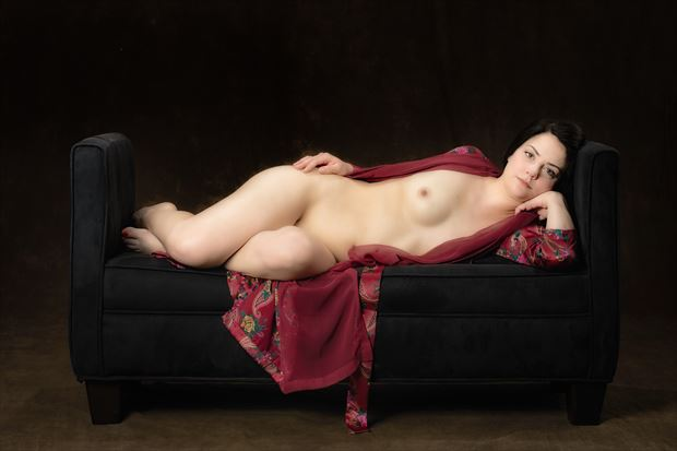 The first day Artistic Nude Photo print by Model JessicaKlaus